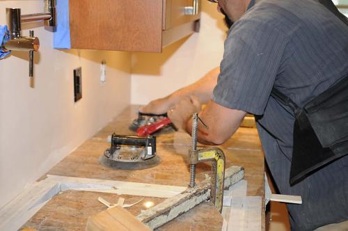 Granite Installation : Express Granite Installation Granite4You Granite Worktop and ...